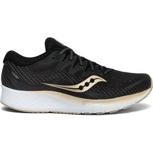 saucony Ride ISO 2 Schuhe Damen black/gold black/gold