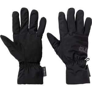 Jack Wolfskin Stormlock Highloft Gloves Herren black black