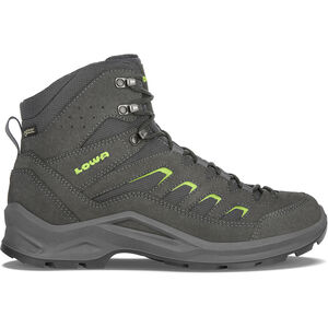 Lowa Sesto GTX Mid Boots Herren anthracite/lime anthracite/lime