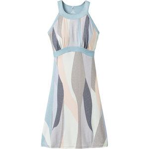 Prana Calexico Dress Damen fawn wavy fawn wavy