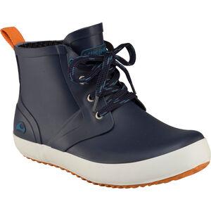 Viking Footwear Lillesand Rubber Boots Kinder navy/orange navy/orange