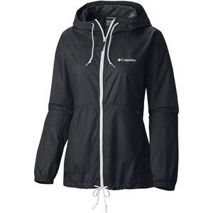 Columbia Flash Forward Windbreaker Jacket Damen black black