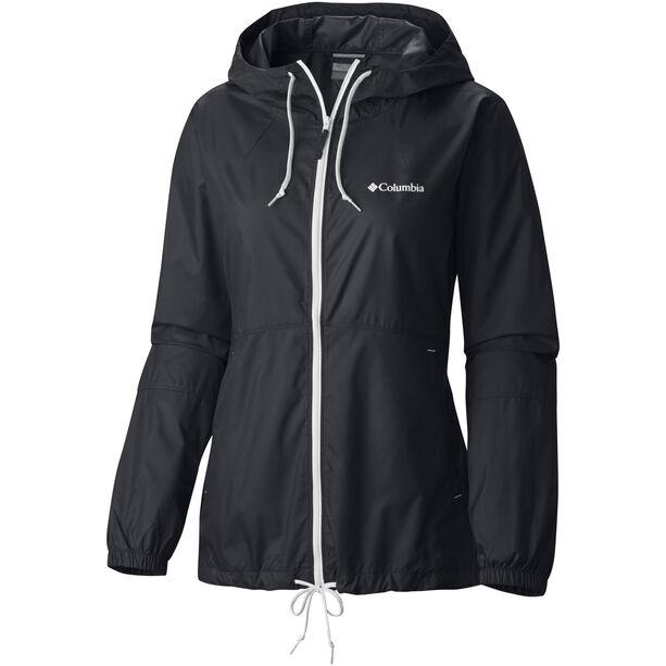 Columbia Flash Forward Windbreaker Jacket Damen black