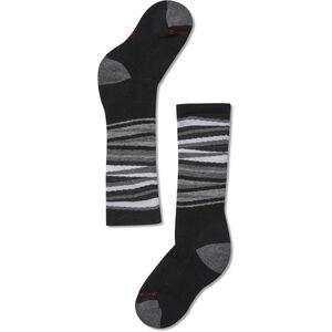 Smartwool Wintersport Stripe Socken Kinder black black