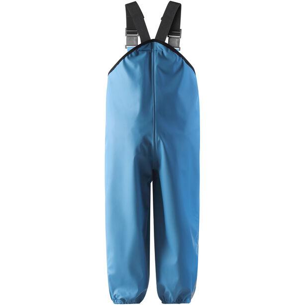 Reima Lammikko Regenhose Kinder denim blue