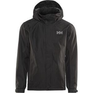 Helly Hansen Dubliner Jacket Herren black black