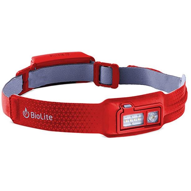 BioLite HeadLamp red