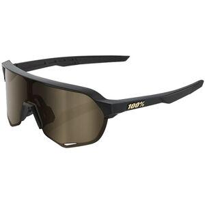 100% S2 Multilayer Mirror Glasses matte black matte black