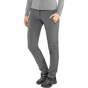 Maier Sports Helga Slim Stretch Pants Damen graphite graphite