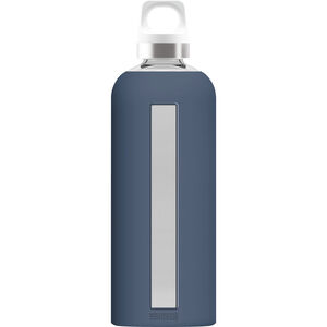 Sigg Star Glastrinkflasche 0,85l midnight midnight