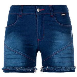 Nihil Bien Zen Shorts Damen blue denim blue denim