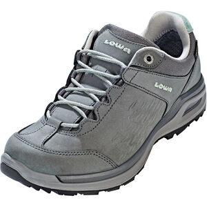 Lowa Locarno GTX Low Shoes Damen graphite/jade graphite/jade