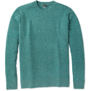 Smartwool Sparwood Rundhals-Sweater Herren pine gray heather pine gray heather