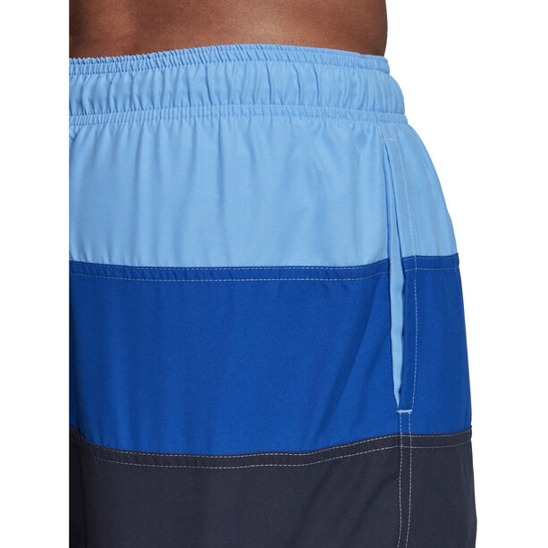 adidas Colourblock SL Badeshorts Herren real blue/collegiate royal