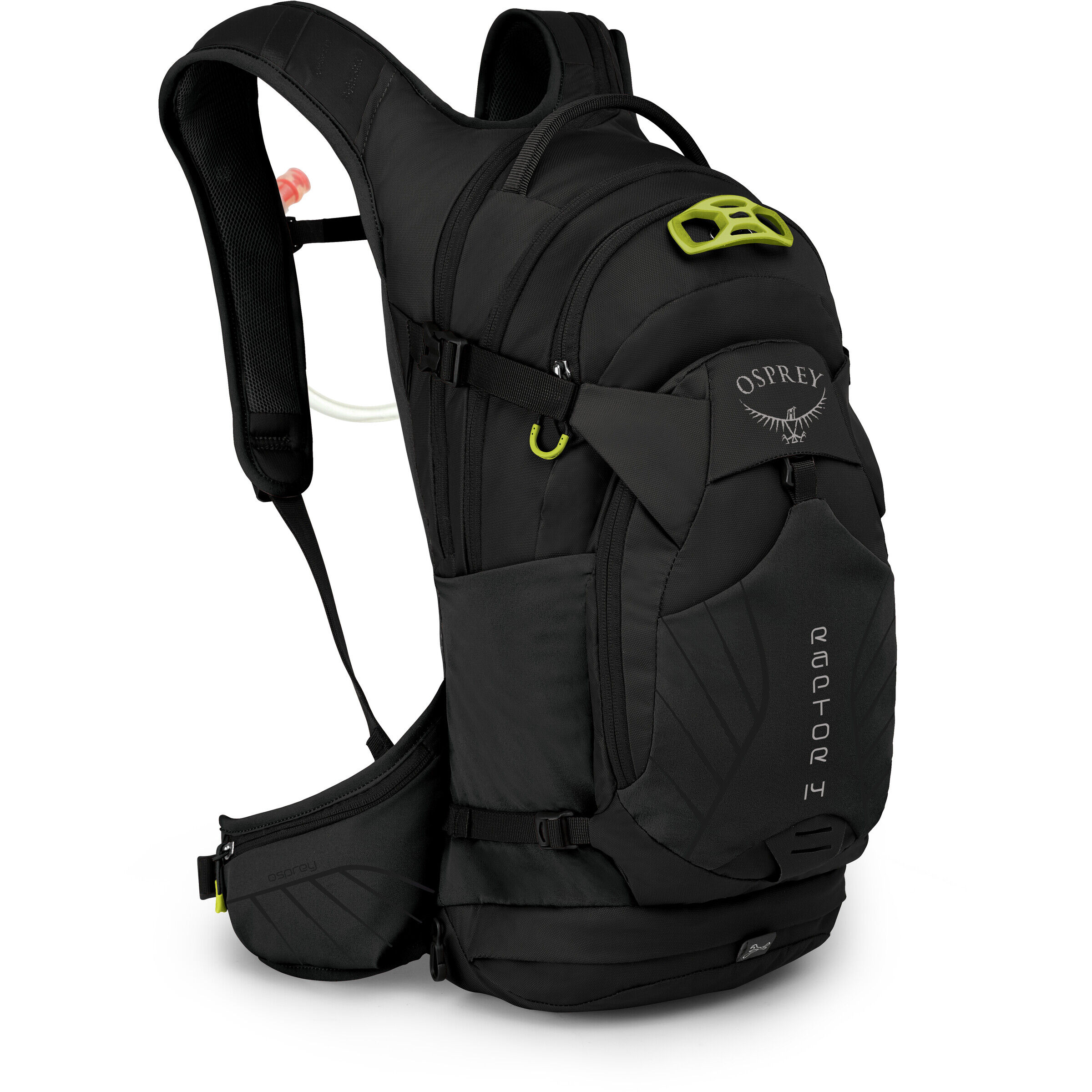 Osprey Raptor 14 Hydration Backpack Herren black