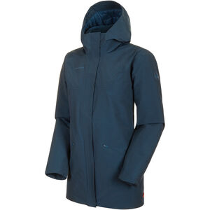 Mammut Chamuera HS Thermo Kapuzenparka Damen wing teal wing teal
