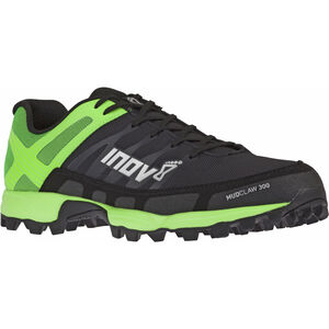 inov-8 Mudclaw 300 Running Shoes Herren black/green black/green
