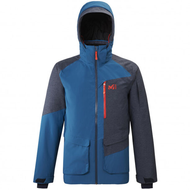 Millet Mount Tod Jacke Herren cosmic blue/orion blue