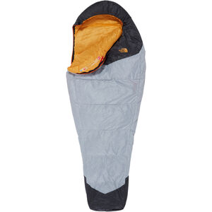 The North Face Gold Kazoo Sleeping Bag regular high rise grey/radiant yellow high rise grey/radiant yellow