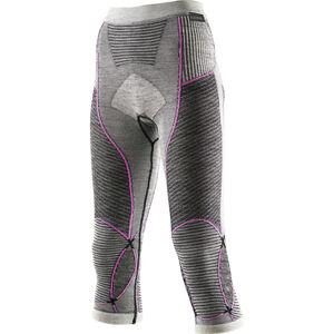 X-Bionic Apani Merino By X-Bionic Fastflow Medium Pants Damen black/grey/pink black/grey/pink