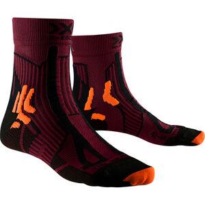 X-Socks Trail Run Energy Socks Herren sunset orange/opal black sunset orange/opal black