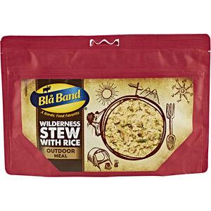 Bla Band Outdoor Mahlzeit Wild-Eintopf mit Reis