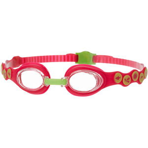 speedo Sea Squad Goggles Kinder passion pink/hydro green passion pink/hydro green
