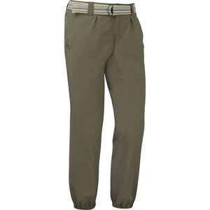 Sherpa Mina Ankle Pants Damen saang brown saang brown