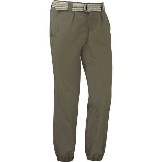 Sherpa Mina Ankle Pants Damen saang brown