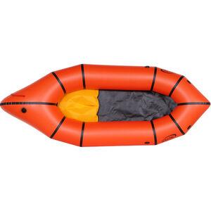 nortik TrekRaft Beiboot orange/schwarz orange/schwarz