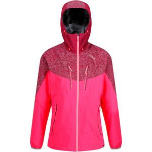 Regatta Montegra II Jacket Damen neonpin/beet neonpin/beet