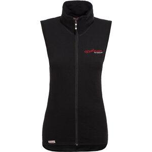 Woolpower 400 Vest black black