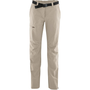 Maier Sports Inara Slim Pants Damen feather gray feather gray