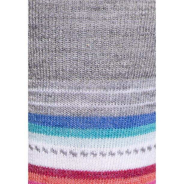 Smartwool Margarita Socks Damen light gray heather