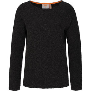 Varg Fårö Wool Jersey Damen dark anthracite dark anthracite