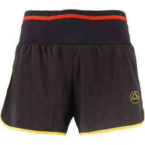 La Sportiva Tempo Shorts Herren black/yellow black/yellow
