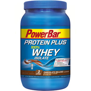 PowerBar ProteinPlus Whey Isolate 100% Dose 570g Chocolate Deluxe