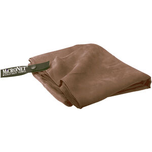 McNett 762905 Mikrofaserhandtuch MicroNet mokka mokka