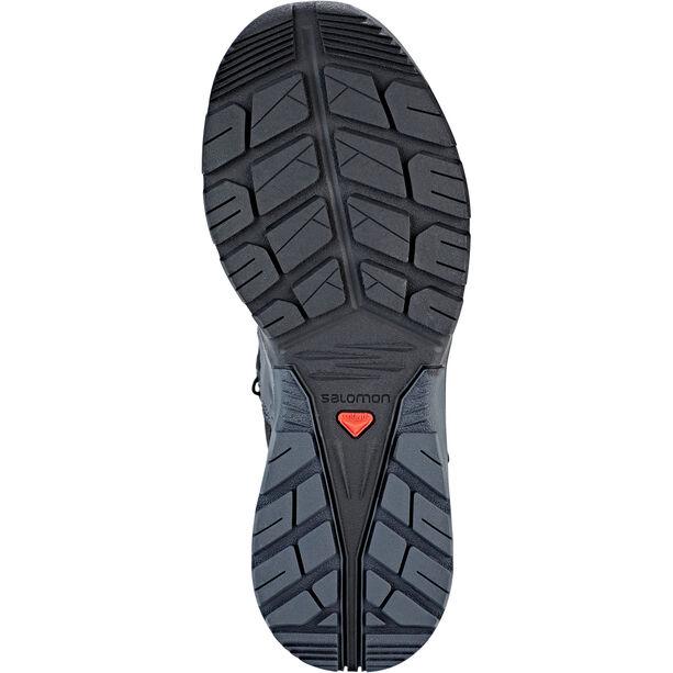 Salomon Techamphibian 4 Shoes Damen black/ebony/quiet shade