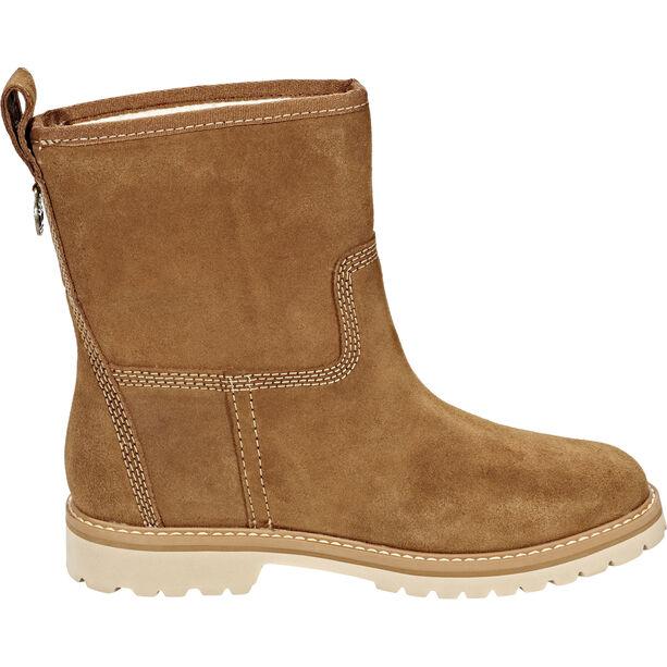 Timberland Chamonix Valley WP Boots Damen dark rubber suede