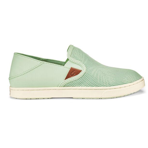OluKai Pehuea Shoes Damen pale moss/palm
