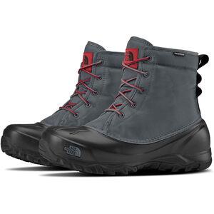 The North Face Tsumoru Stiefel Herren zinc grey/tnf black zinc grey/tnf black