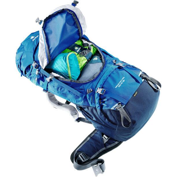 Deuter Aircontact Pro 55 + 15 SL Backpack Damen ocean-midnight