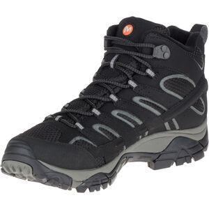 Merrell Moab 2 GTX Mid-Cut Schuhe Herren black black