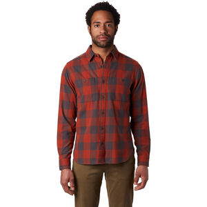 Mountain Hardwear Catalyst Edge Langarmshirt Herren rusted rusted