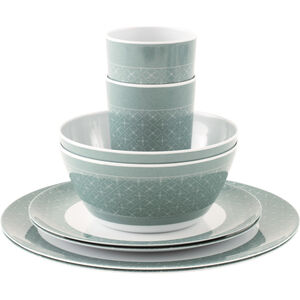 Outwell Blossom Picnic Set 2 Persons blue shadow blue shadow