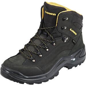 Lowa Renegade GTX Mid-Cut Schuhe Herren anthracite/mustard anthracite/mustard