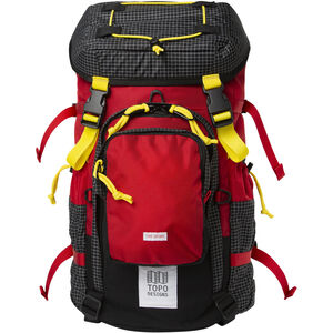 Topo Designs Subalpine Pack red red