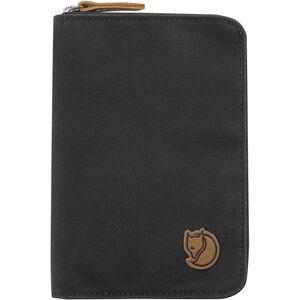 Fjällräven Passport Wallet dark grey