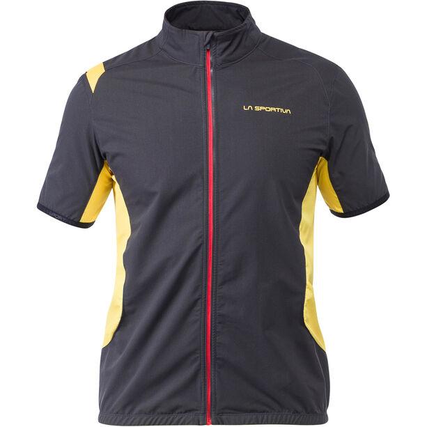La Sportiva Mach Vest Herren black/yellow